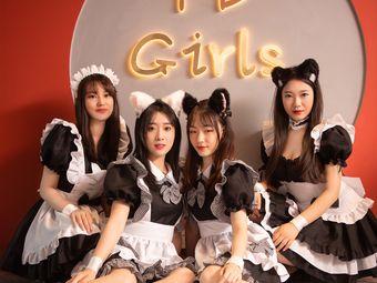PD Girls·女仆·桌游·剧本·电玩吧(北美新天地店)