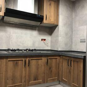 130平米三null风格厨房效果图