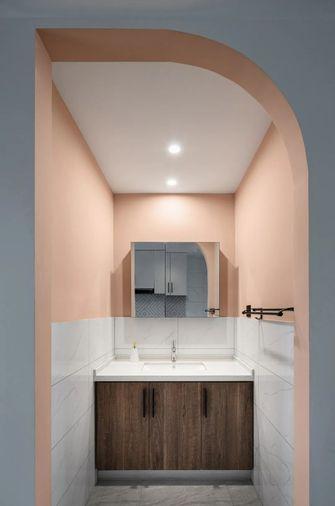 50平米null风格卫生间设计图
