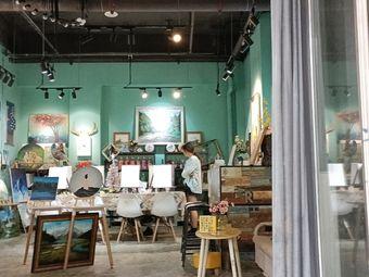 绘·时光艺术油画DIY 娱乐绘馆