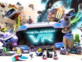 不!好玩!VR体验馆