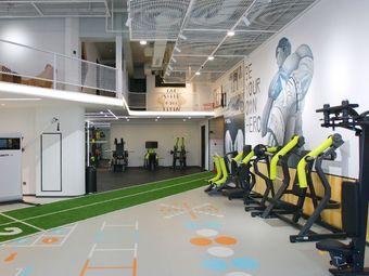 酷鲨健身工作室