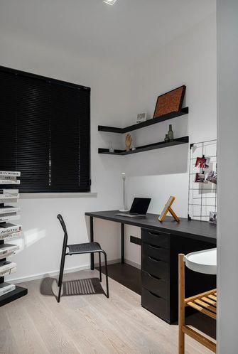 90平米三null风格书房图片大全