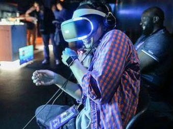 梦幻空间VR游艺体验