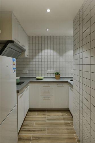 60平米公寓null风格厨房效果图