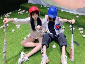 角度體驗館棒球射擊