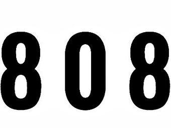 808形象美学