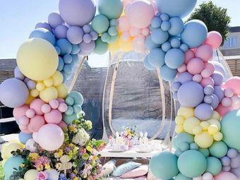 彼岸气球·花