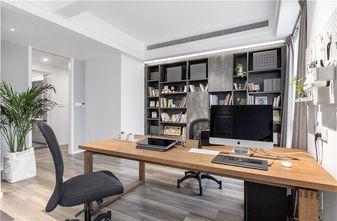 140平米三null风格书房装修图片大全