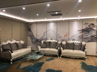 锦东国际酒店在水一方洗浴