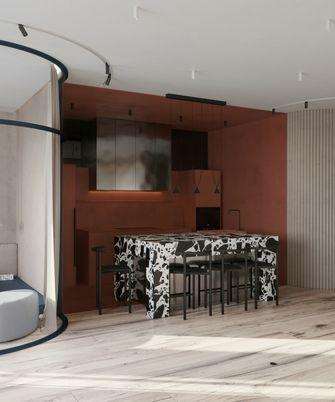 60平米一居室null风格厨房欣赏图