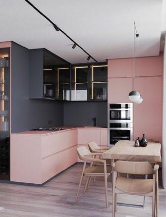 60平米公寓null风格厨房设计图