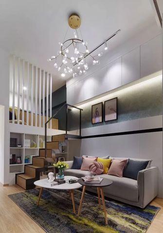 50平米一居室null风格客厅图片