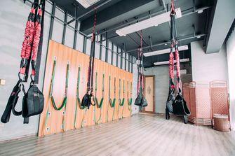 140平米null风格健身室设计图