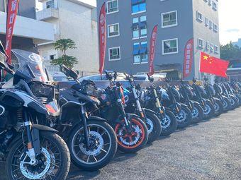 金技研摩托车培训基地
