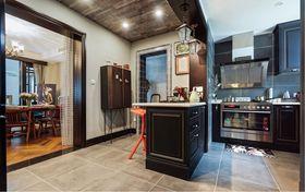 140平米复式null风格厨房欣赏图