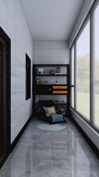 70平米一居室null风格阳台设计图