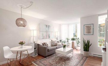 70平米一居室null风格客厅装修效果图