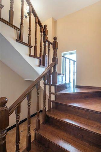 140平米别墅null风格楼梯间装修效果图