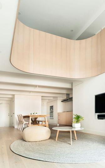 50平米公寓null风格餐厅效果图