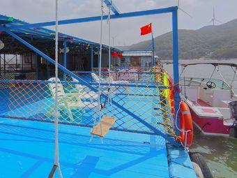 搭搭海上休闲渔排