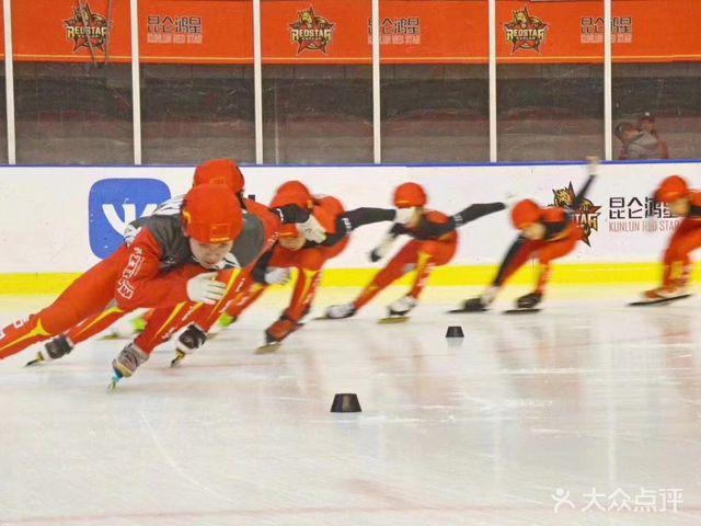 名将滑冰轮滑