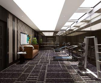 140平米别墅null风格健身室装修效果图
