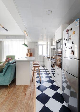 50平米一居室null风格厨房图
