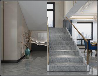 20万以上140平米别墅null风格楼梯间装修案例
