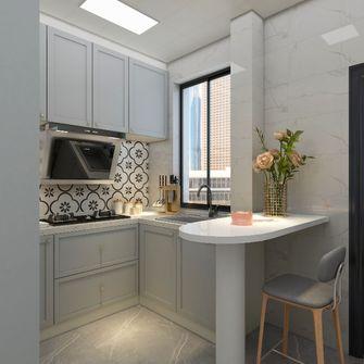 60平米一居室null风格厨房图片大全