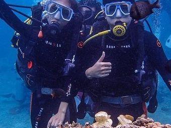 双月湾潜行者潜水俱乐部