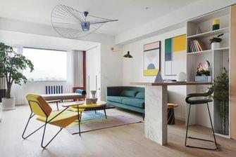 120平米三null风格客厅装修效果图