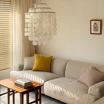 60平米一居室null风格客厅装修图片大全