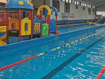 卧龙公园游泳馆