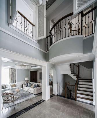 140平米别墅null风格楼梯间欣赏图
