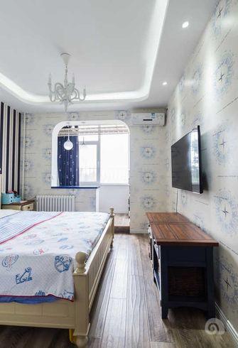 50平米一居室null风格卧室设计图