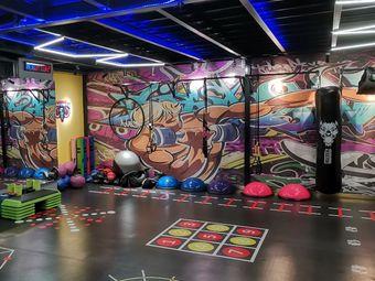 长毛象健身工作室