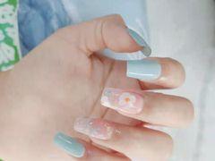 指尖芭蕾美甲美睫的图片