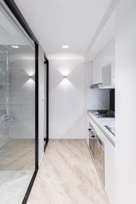 70平米null风格厨房欣赏图