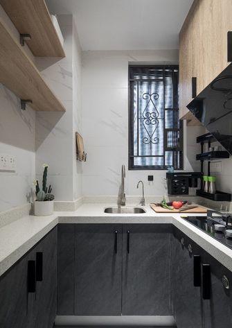80平米三null风格厨房装修图片大全