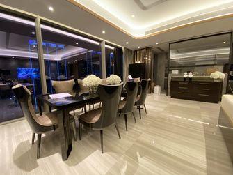 140平米三null风格餐厅设计图