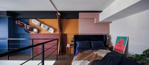 40平米小户型null风格卧室效果图