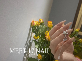 Meet 17.Nail 美甲美睫皮肤管理