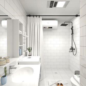 30平米小户型null风格卫生间设计图