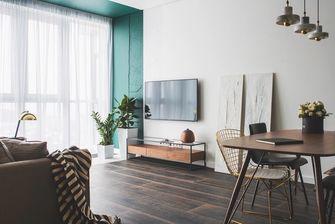 60平米一居室null风格客厅图