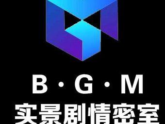 B. G. M沉浸式实景主题密室(柳巷店)
