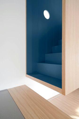 50平米null风格楼梯间欣赏图