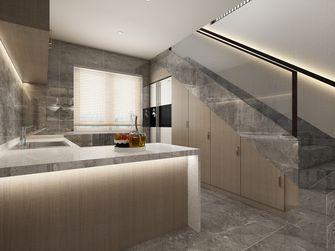 140平米四null风格楼梯间设计图