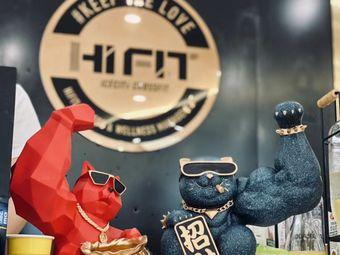 HiFIT健身舞蹈工作室(银泰城店)