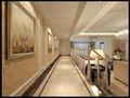 140平米四null风格楼梯间装修案例